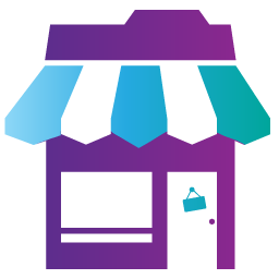 icon of store front